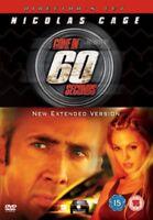 Gone IN 60 Secondi - Edizione Speciale DVD Nuovo DVD (BUN0014901)