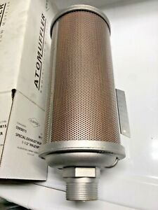 Alwitco M15 0111015 Air Exhaust Muffler NEW IN BOX