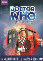 DOCTOR WHO - THE REIGN OF TERROR (WILLIAM HARTNELL) (1963-1966) (STORY - 8 (DVD)