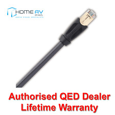 QED Performance Ethernet Graphite HD Digital Shielded Audio Cable 3m - QE6803