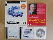 Microsoft Visual C++6.0 Standard Edition English