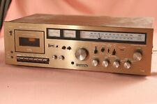 Vintage Panasonic RA-6500 AM FM Receiver Cassette Tape Player Recorder