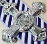 WW1 WW2 AUSTRALIAN BRITISH DISTINGUISHED FLYING CROSS MEDAL REPLICA ANZAC D.F.C.