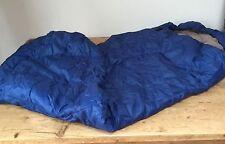 PRELOVED 'VANGO INTERSTAR 250'  BLUE MUMMY STYLE SLEEPING BAG
