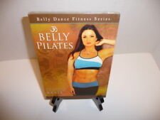 Rania: Belly Pilates (DVD, 2008) Belly Dance Fitness Series With Slipcover New