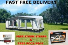 SIZE 16 CAMPTECH ATLANTIS DL ALL SEASON CARAVAN AWNING 1025 1050 1025CM
