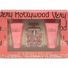 Very Hollywood Eau de Parfum Body Lotion and Shower Gel Gift Set