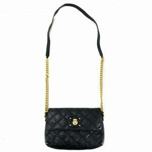 Marc Jacobs Chain Shoulder Bag Quilting Cross Body #DL178-94