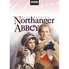 Jane Austen's Northanger Abbey (DVD; BBC Video) Peter Firth, Googie Withers