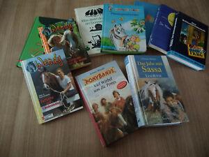 Bücher paket mit 10 KInder / Jugendbücher