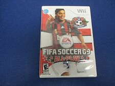Wii, FIFA Soccer 09 All Play, Nintendo, Rated E, Let's FIFA 09!