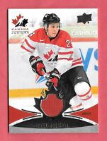 2016-17 Travis Dermott Upper Deck Team Canada Juniors Jersey - Maple Leafs