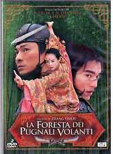 La foresta dei pugnali volanti (2004) DVD Edizione 2 Dischi