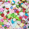 Prima Huge LOT 500/1000 Mixed Mulberry Paper Flowers Making Crafts Scrapbook