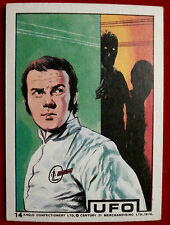 UFO - ANGLO (1970) - Card #14 - Individual Trading Card, Excellent Condition