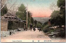 Postcard Japan Inasa At Nagasaki V2