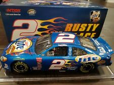 2000 Rusty Wallace #2 Miller Lite Harley-Davidson Ford 1:24 RCCA CWB diecast