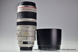 Nahe Mint Canon Ef 100-400mm F/4.5-5.6 L Is