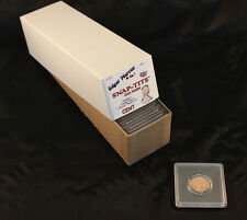 COIN HOLDERS - 2 x 2 SNAP TITE - CENT / PENNY - ARCHIVAL QUALITY - 25 TOTAL