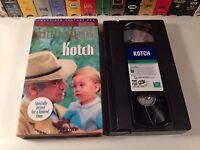 Kotch Comedy Drama VHS 1971 Walter Matthau Felicia Farr Jack Lemmon Directed