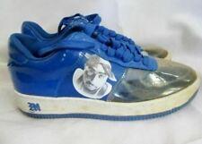 best service ff095 07dfc Mens Tupac Shakur 2PAC Makaveli Branded SHOES RAP HIP HOP Sneaker 9.5 BLUE  Lowri