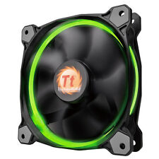 ThermalTake Riing 12 LED RGB Ventilador 256 Color 120mm, incluye 1 ventilador y el interruptor