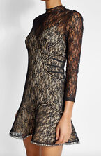 Alexander Wang Lace Dress In Black Size 2 Excellent Condition!