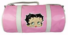 Betty Boop Design Pink Ladies Rounded Shoulder Strap Bags Small Large NEW
