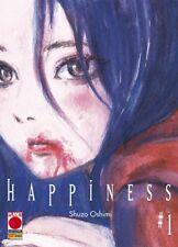 Happiness N°1 - Planet Manga - Italiano Nuevo #NSF3