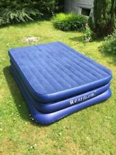 Inflatable Restform Comfy High-Rise Airbed with Pump - Unused