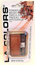 Bronzing Powder Blush by LA Colors Brand New in Package Comes with Brush Inside
