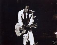 Chuck Berry Fantastic 10x8 Photo