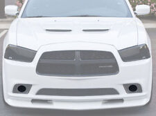 11-14 Dodge Charger GTS Acrylic Smoke Fog Driving Light Covers Pair NEW GT0177FS