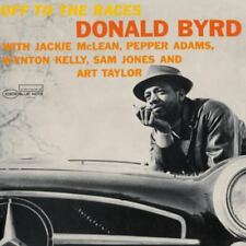 Byrd, Donald-Off to the Races CD NEUF