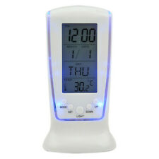 High Quality Digital Table Alarm Clock Birthday Reminding Thermometer Calendar