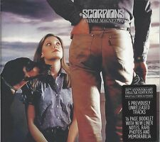 SCORPIONS / ANIMAL MAGNETISM - 50TH ANNIVERSARY DELUXE EDITION * NEW CD 2015