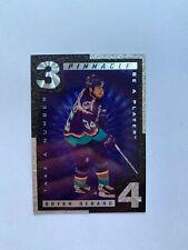 1997-98 Be A Player Take A Number #TN9 Bryan Berard - New York Islanders