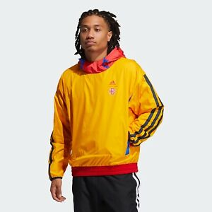 Adidas McDonald's All American Game Windrunner Jacket H16555 Eric Emanuel Size L