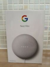 Google Nest Mini 2nd Generation Smart Speaker