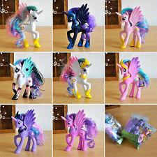 14cm My Little Pony Puppe Princess Sammeln Action Figuren Kinder Spielzeug Figur