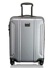 TUMI Gray Vapor Lite Continental Carry-On Luggage