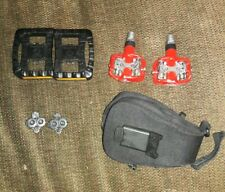SHIMANO  MTB Pedals With SPD Cleats SM-PD21 Pedals etc