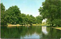 1950s Walla Walla Washington Pioneer Park Postcard GG
