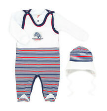 Baby Set Strampler mit Shirt und Mütze Off Road 2 und 3-tlg. Größe 56 62 68