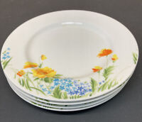 Imperial China W Dalton L5011 Just Spring Japan Dessert Plates Set of 4 Garden