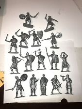 Jecsan Spain 60mm  Norman Crusader Knights 16 Figures in 16 Poses Reissues