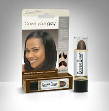 Irene Gari Cover Your Grey for Women Touch Up Stick .15oz. Midnight