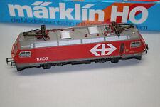 Märklin 3328 Elok Serie Re 4/4 10103 SBB Spur H0 OVP