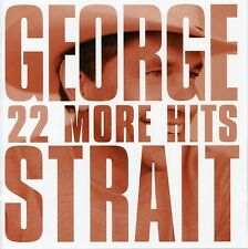 George Strait - 22 More Hits [New CD]