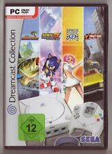 Dreamcast Collection Crazy Taxi / Bass Fishing / Sonic  PC Spiele